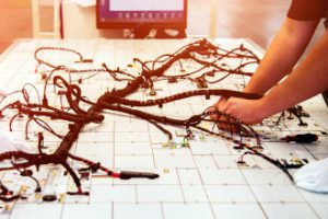 Kabelkonfektion Prototypenbau